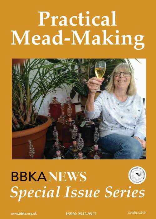 BBKA News - Practical Mead-Making - NEW