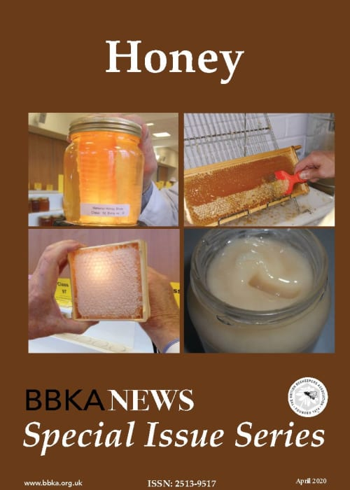 BBKA News - Honey - NEW