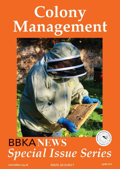 BBKA News - Colony Management - NEW
