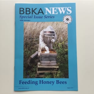 BBKA News – Feeding Honey Bees