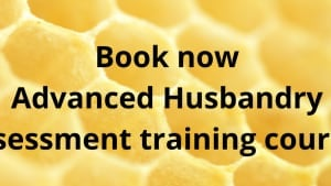 Advanced Husbandry Assessment training courses 2021