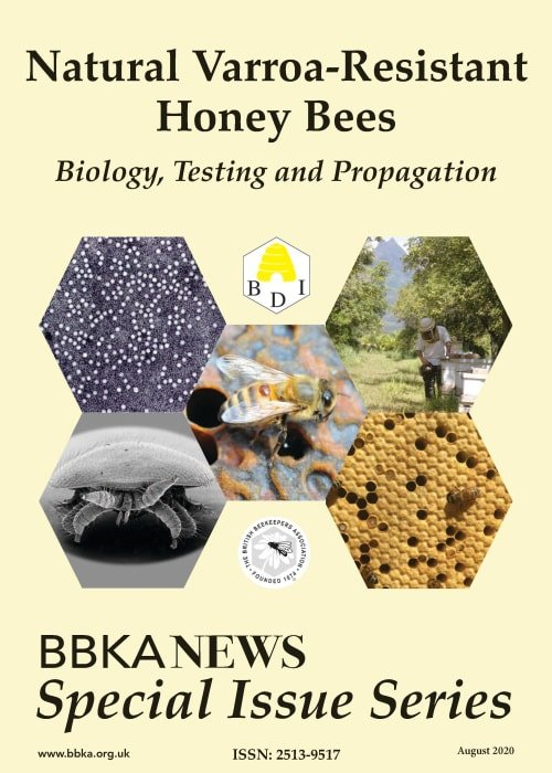 BBKA News - Natural Varroa-Resistant Honey Bees - NEW