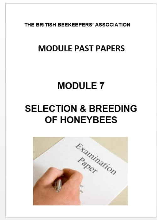 Module 7 - Past Paper Bundle - 2015-2017