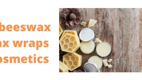 Lip balm and wax wraps information