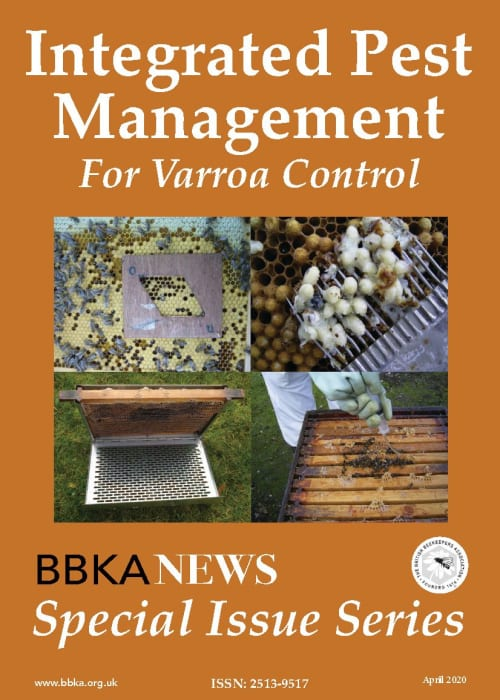 BBKA News - Integrated Pest Management - NEW