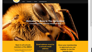 Register for Bees in the Curriculum