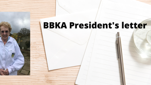 Letter to Members from the BBKA President