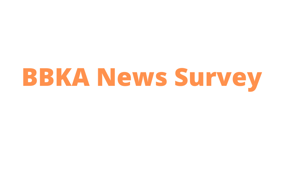 BBKA News - Reader Survey